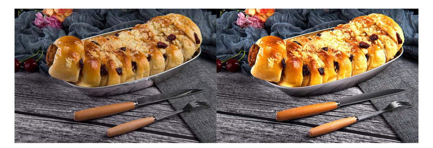 Food Photography Retouching Service